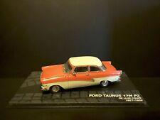 Ford Taunus 17M P2 1957 Diecast Car in scale 1/43