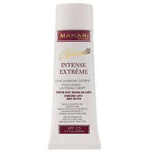 Makari Naturalle Intense Extreme Lightening Face Cream 1.7oz –Moisturizing Cream