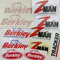 Fishing Decals wholesale  lot of 11 stickers