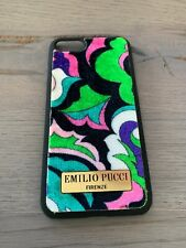 EMILIO PUCCI APPLE IPHONE 7 8 HANDY TASCHE BAG COVER SCHUTZ HÜLLE CASE ETUI