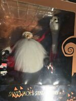 Nightmare Before Christmas SANTA JACK & SANDY CLAWS JUN Planning Limited Edition