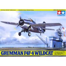 Tamiya 61034 1/48 Grumman F4f-4 Wildcat Model Kit