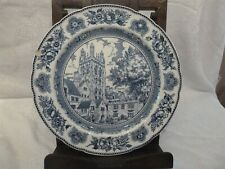 Rare Yale 1931 Wedgwood Wrexham Tower Memorial Quadrangle 1920 Collectors Plate