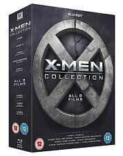 X-Men Xmen X men Complete 8 Movies Blu Ray Box Set Collection Apocalypse RB New