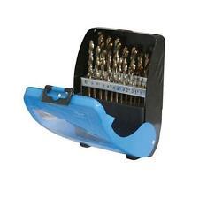 Silverline cobalto Drill Bit Set 19pce 1-10mm Diy Power Tool Accessories