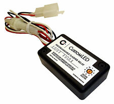 Programmable LED Flasher Relay 10 Patterns Strobes ELFR-P OEM Connector blinker
