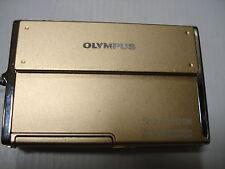Very Nice Olympus 1050 SW 1050SW Digital Camera Waterproof - Gold