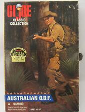"Hasbro G.I. Joe 12"" Classic Collection Australian O.D.F. NEW IN BOX SEALED"