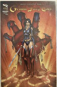 Huge Lot 12 Zenescope Comics Grimm Fairy Tales Variants Mix See Pics Wonderland