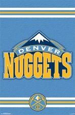 Denver Nuggets - Logo 2014 POSTER 57x86cm NEW * NBA Basketball Team symbol