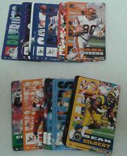 1994 Pro Mag COMPLETE SET of 140 Magnets - AIKMAN, FAVRE, ELWAY, EMMITT, ETC