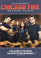Chicago Fire (Season (3) Three) (KeepCase) New DVD