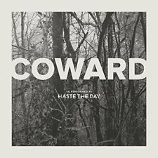 HASTE THE DAY-COWARD (US IMPORT) CD NEW