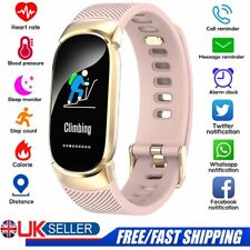 Women Smart Watch Phone Mate Fitness Tracker for Android iPhone Samsung HTC iOS