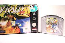 V-Rally Edition '99 (Nintendo 64, 1998) BOXED