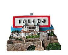 Toledo Calamita Negozio Souvenir Spagna Espana Spagna 6,5 cm,Neu