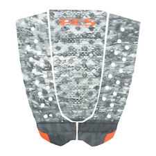 FCS T-3 Surfboard Traction Pad Grey Fade