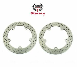 Front Brake Rotor Disc For BMW R 850 1150 1200 GS Adventure R850R R1100S K1200RS