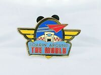 Disney DLR Pin DCA Logo Mystery Collection 117649 Soarin Around the World