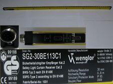Wenglor SG2-30BE113C1 Lichtvorhang Sicherheitslichtgitter Empfänger 26-4#2532