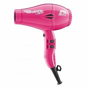 Parlux Advance Light Ionic and Ceramic Hairdryer Fuchsia