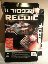 Recoil (PC EA) Box only, fast shipping Rare/HTF