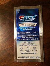 10 Whitestrips  Advanced Teeth Whitening 10 Zahnaufhellungsstreifen