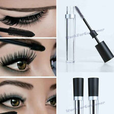 1× Empty Mascara Tube 7ml Eyelash Container Black Brush Makeup Cosmetic Bottle