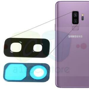New For Samsung Galaxy S9 Plus GENUINE Rear Camera GLASS Lens Replacement part