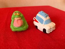 The Real Ghostbusters Vintage LJN Toys Spitballs - Slimer Ecto 1