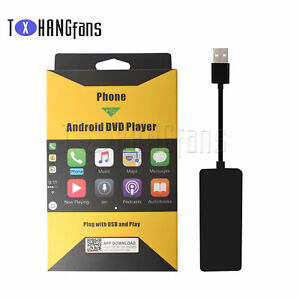 CF42 Carplay USB Dongle Apple iPhone Android Car Navigation Player 5V ATF