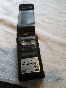 Vintage Formaldehyde Gas Formaldemeter By Lion