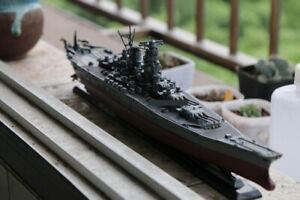 TaKaRa Japan Battleship Yamato final finish dark color deck 1/700 ship model kit