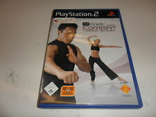 PLAYSTATION 2 PS 2 EYETOY: KINETIC-Combat