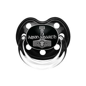 Amon Amarth (Thors Hammer) - Soother - Baby Soother Dummy