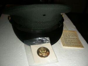 1950's viet nam era army dress hat