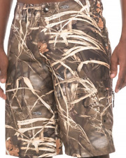 NEW REALTREE SWIM TRUNKS SWIM SUIT BOARD SHORTS MENS M BROWN CAMO FREE SHIP