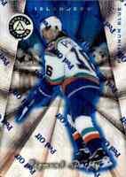 1997-98 Pinnacle Totally Certified Platinum Blue Zigmund Palffy 2725/3099 #94