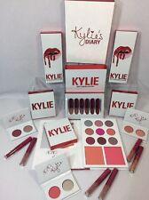 Kylie Valentine  Collection Bundle Mini Matte Head Over Heels Diary BNIB