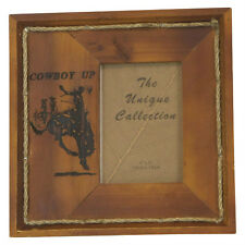 Cowboy Up Picture Frame Ly13019