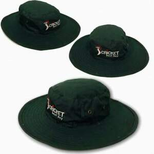 Cricket Sun hat Classic Traditional Style Sun Protection Green