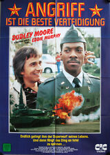 Best Defense German video movie poster Dudley Moore, Eddie Murphy, Kate Capshaw
