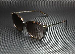 COACH L1097 HC8272 512013 Dark Tortoise Brown Gradient 56 mm Women's Sunglasses