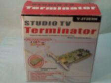V-Stream Studio TV Terminator Video Capture PCI Adapter VS-LTV7131RF NEW IN BOX