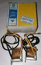 General Electric Coil Transformer B117564 P02 Tr11 4008 Lot Of 2