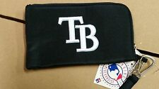 Tampa Bay Rays ID Wallet Wristlet Cell Phone Case Charm 14 Purse Gift