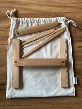 Jim Hokett tapestry loom kit New 7�X8�