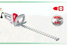 TAGLIASIEPE ELETTRICO 550 Watt taglia siepi 60 cm MOGATEC FHS 1555 tagliasiepi