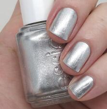 NEW Essie nail polish lacquer in APRES-CHIC ~ Iconic bright platinum