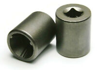 Tri-Groove Tamper Proof Screw & Security Nut Anti-Theft Driver Sockets